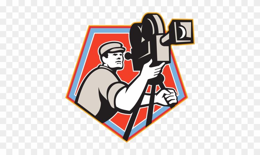 Film Reel Camera Logo #67989