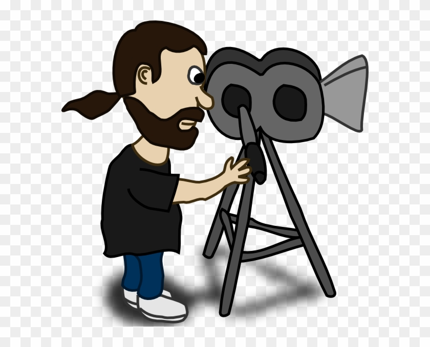 Film Maker Clipart #67992
