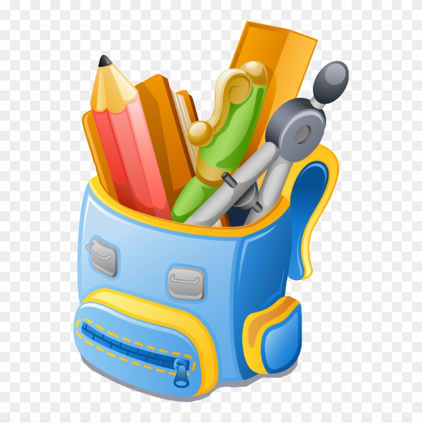 This Is The Image For The News Article Titled 2017-2018 - School Supplies Vector Png #386204