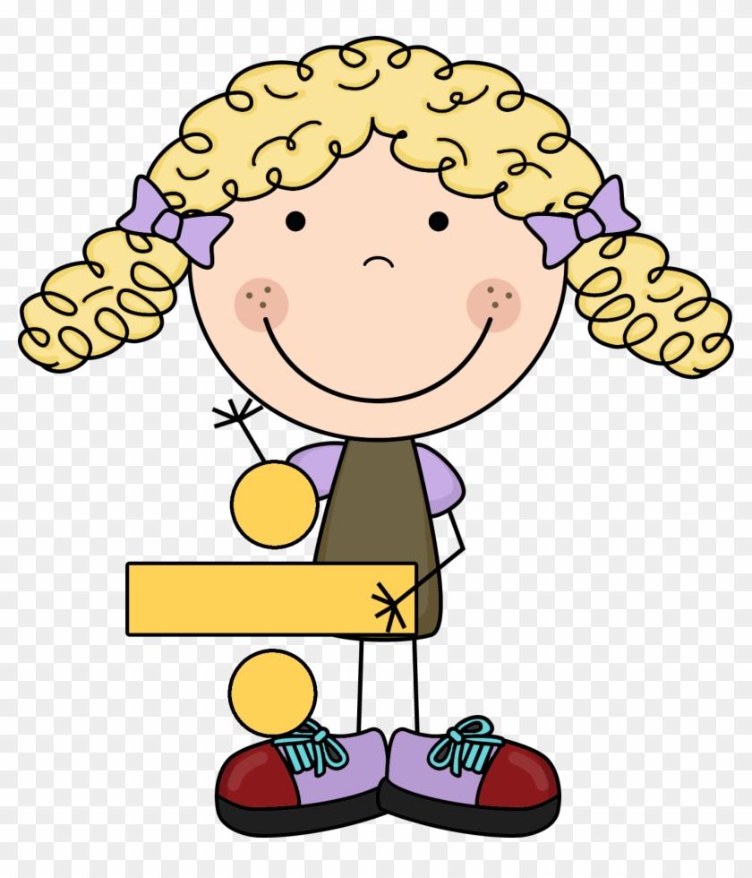 Palitos * Stick Kids - Dibujo De Niños En La Escuela Palitos #386290
