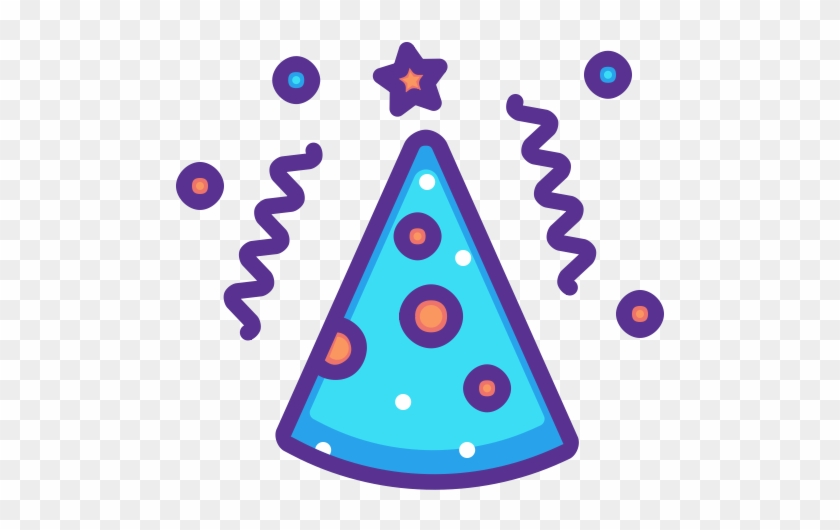 Cap Birthday Party Cone New Year Merry Celebrate