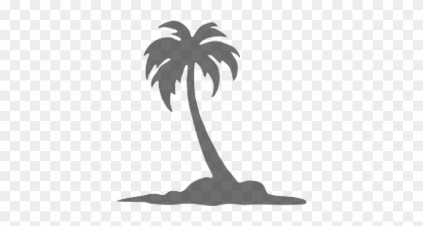 X - Palm Tree Drawing Simple #386765