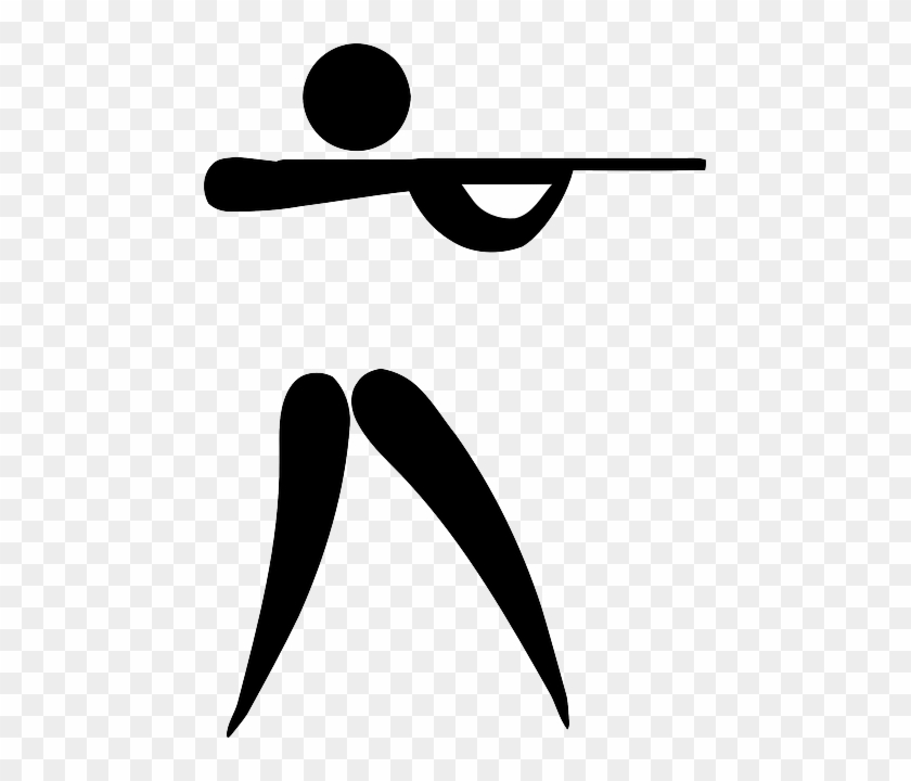 Olympic Symbol Sport Sports Logo Pictogram Shoot Sport Symbols For Olympics Free Transparent Png Clipart Images Download