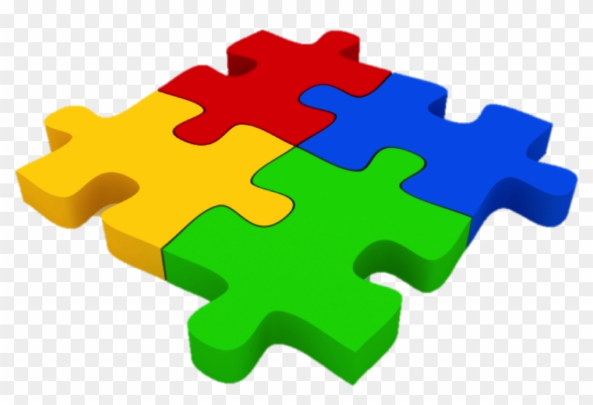 Puzzle Many Employees Have Gotten Used To Working With - Puzzle Business Png #386957
