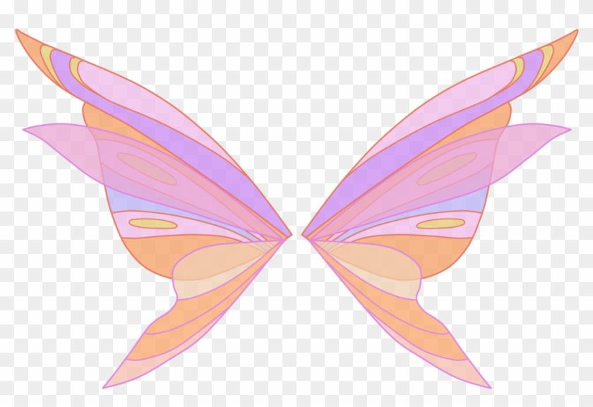 Stella Harmonix Wings Simple By Astralblu - Winx Club Stella Harmonix Wings #387176
