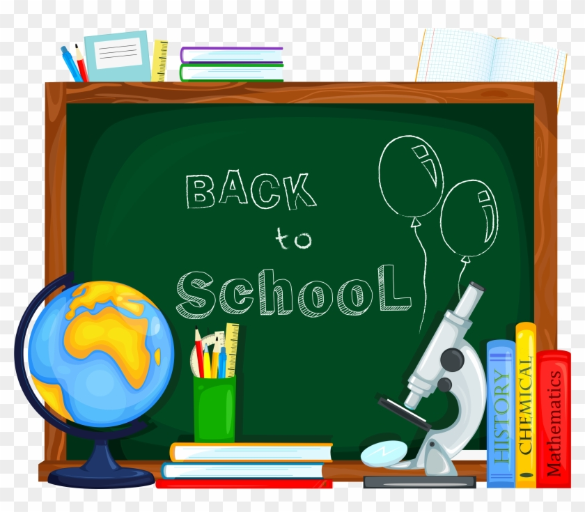 Back To School Free Clipart #387387