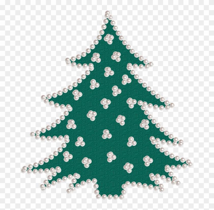 Zoom Dise&209o Y Fotografia Arboles Navide&241os Con - Creative Christmas Tree Removable Wall Stickers #387634