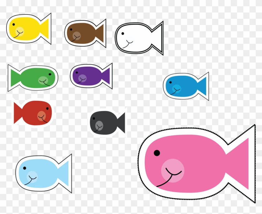 Free Fish Clipart For Kids - Clip Art Free Fish #387793