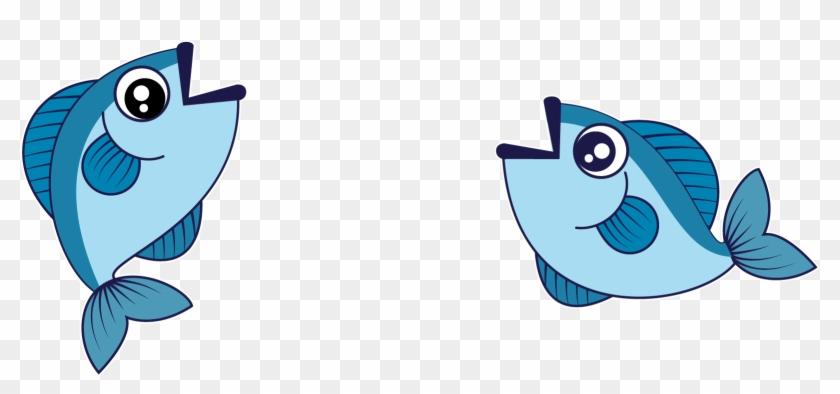 Profitable Small Fish Clipart Drawing At Getdrawings - Small Fish Cartoon #387798
