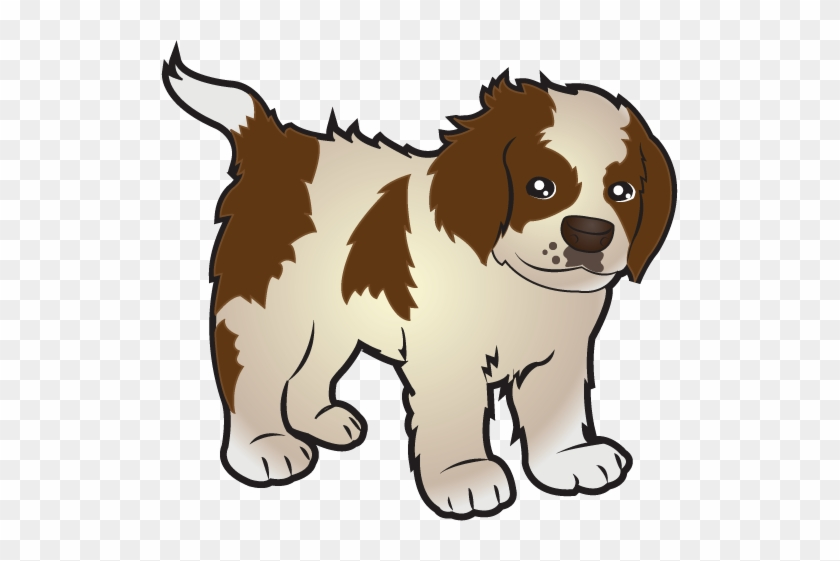 Puppy Pictures Of Cute Cartoon Puppies Clipart Image - St Bernard Puppy  Clipart - Free Transparent PNG Clipart Images Download
