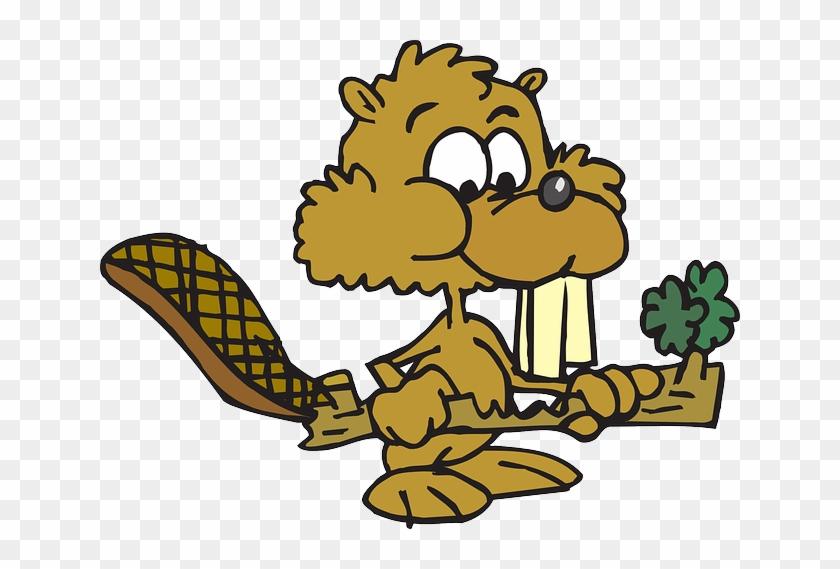 Twig Food, Cartoon, Beaver, Art, Eating, Animal, Twig - Cartoon Animals Eating Food #387994