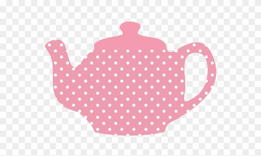 Teapot Clipart Transparent Background - Tea Party Tea Pot #388312