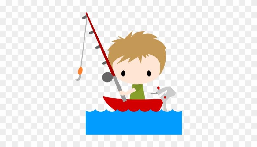 Download Fishing Boat Svg Fisherman Chibi Free Transparent Png Clipart Images Download