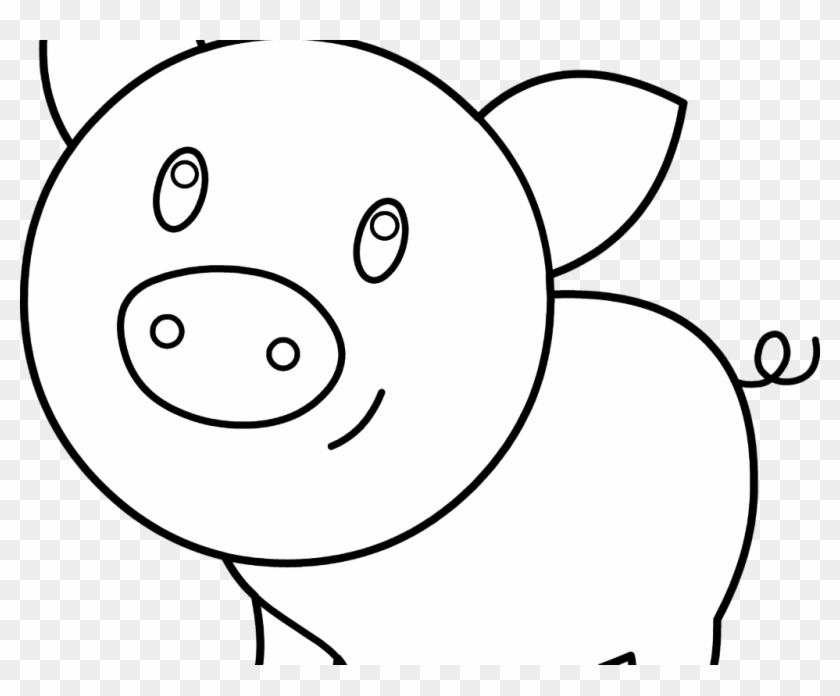 Get Peppa Pig Cartoon Black And White Pics