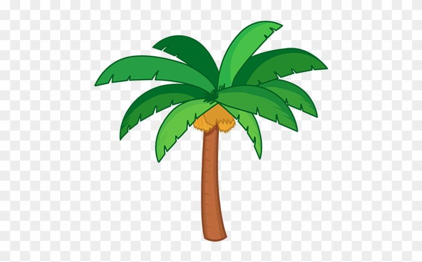 Emojis Que Puedes Encontrar En La App - Drawn Pictures Of Palm Tree #388541