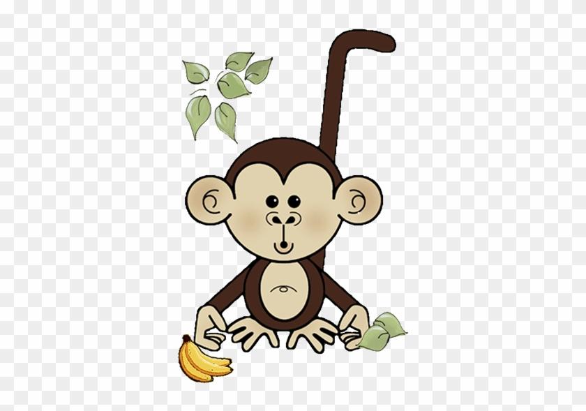 Sock Monkey Clipart Free Clip Art Images - Baby Shower Monkey Clip Art #388738