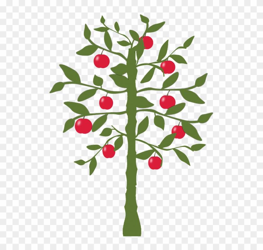 Apple Tree Silhouette - Peeing On Lemon Tree #388746