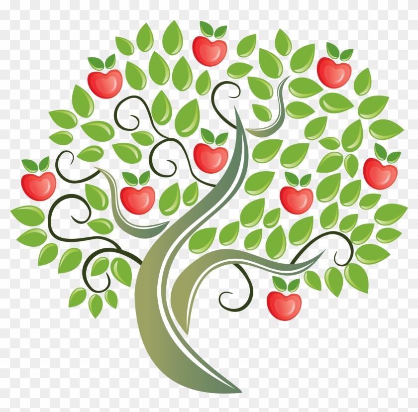 Mis Laminas Para Decoupage - Apple Tree Tote Bag, Adult Unisex, Natural #388752