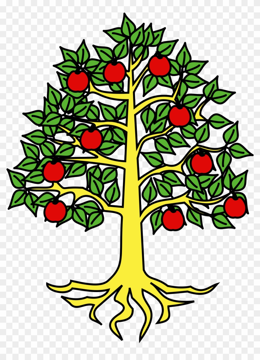 Apple Tree Clipart 22 Mr Mcgee Goes To Sea Free Transparent Png