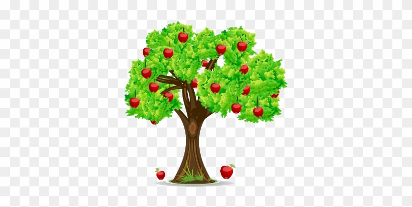 Fact - Does The Apple Fall Far From The Tree #388825