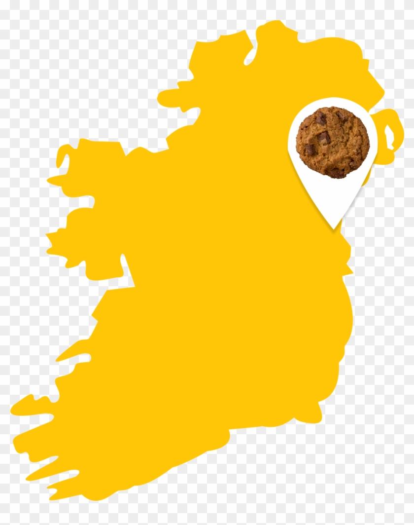 Where To Buy - Ireland Map #388948