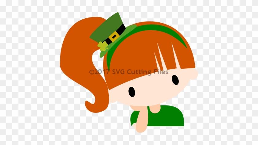 Chibi St Pat Thinker - St Patrick Day Leprechaun Chibi #389451