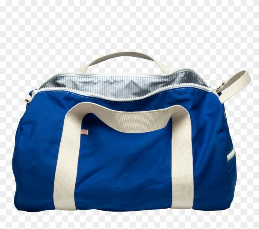 Duffel Bag Free Download Png Blue Duffle Bag Png Free