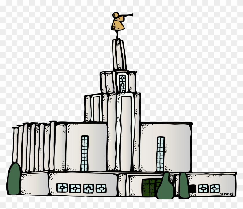 Request From Jennifer - Lds Temple Clipart Free #389810