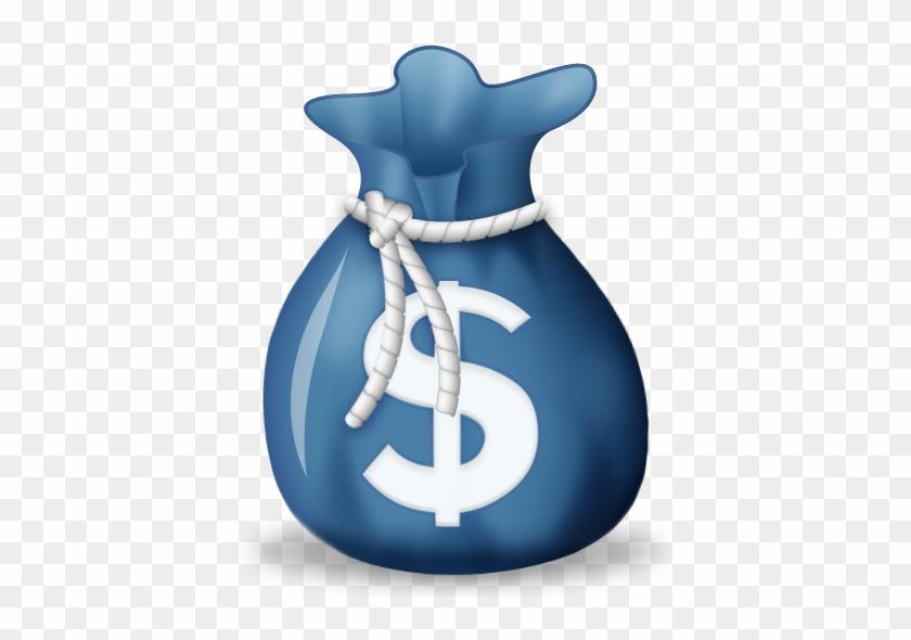 Money Bag Clip Art - Money Bag Icon #389823