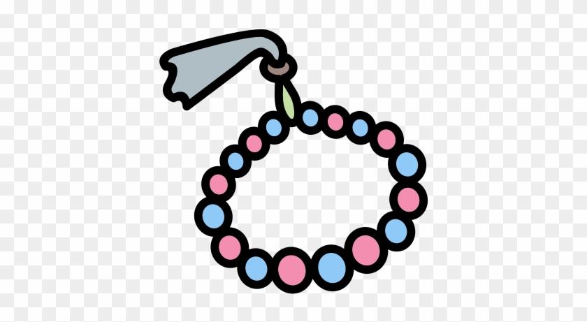 Prayer Icon - Background Design Pink Baby Shower #389897