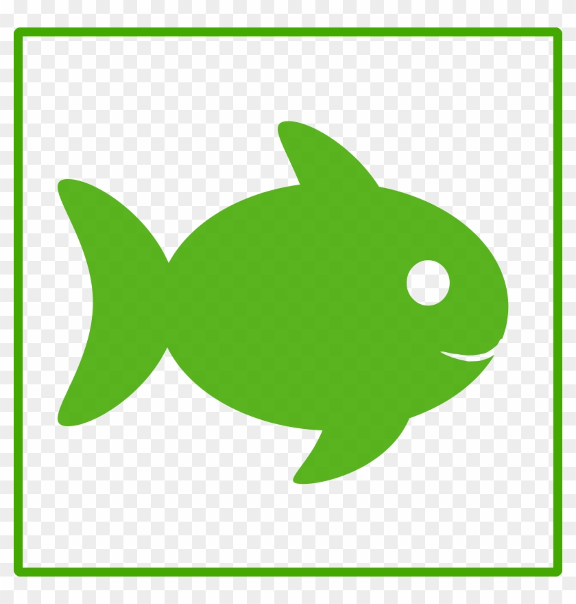 Green Fish Icon - Green Fish Icon Png #390147