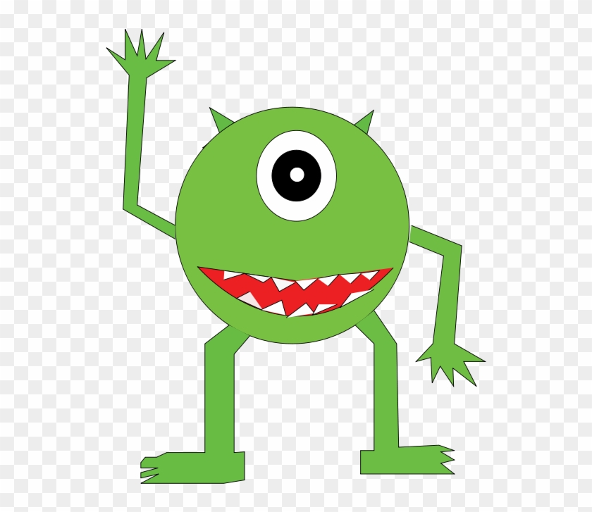 Free To Use &, Public Domain Monsters Clip Art - Halloween