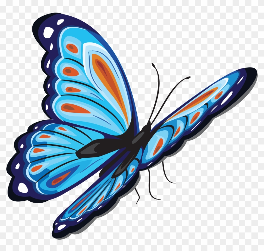 Ch - B *✿* - Cb Edit Butterfly - Free Transparent PNG