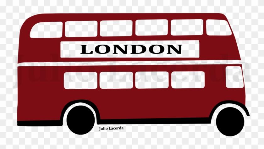 London Bus By Julio-lacerda