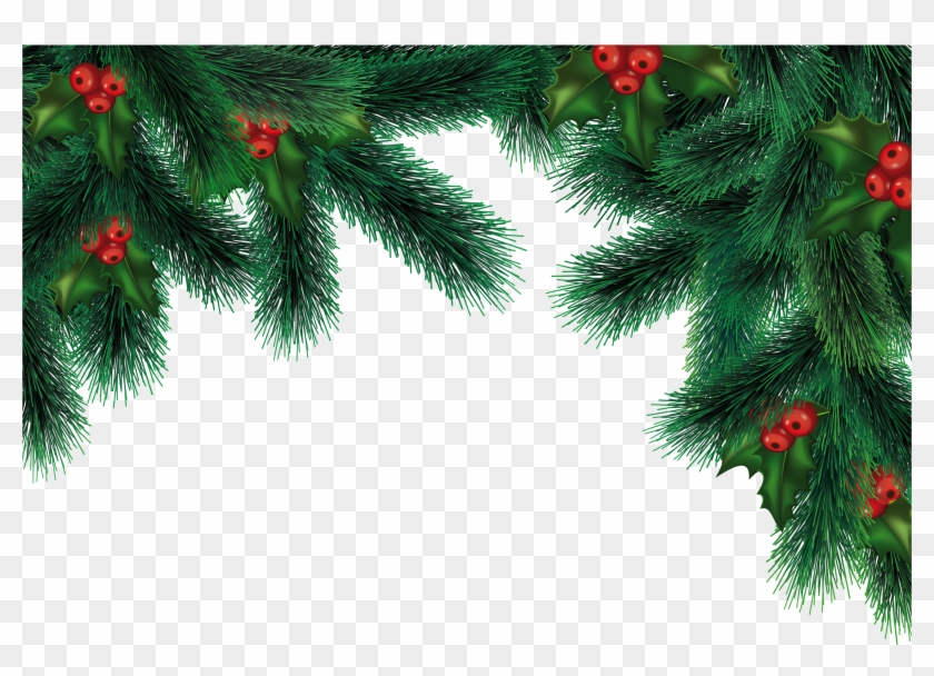 Christmas Trees Background Clipart.Abstract Colorful Xmas Tree On White Background Vector