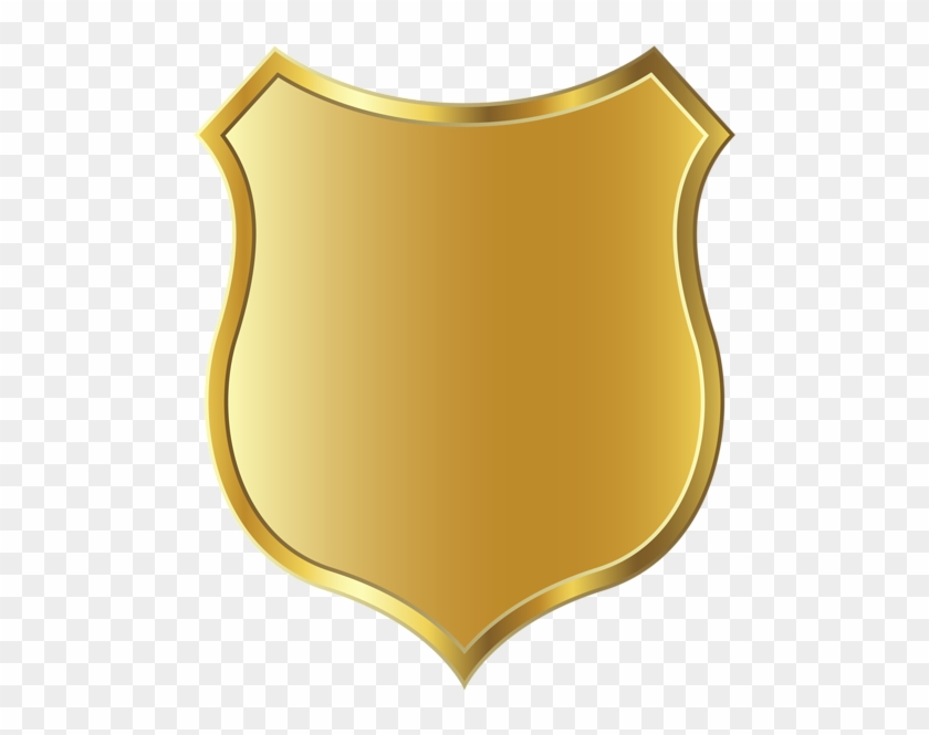 golden badge template png clipart picture escudo dorado png free