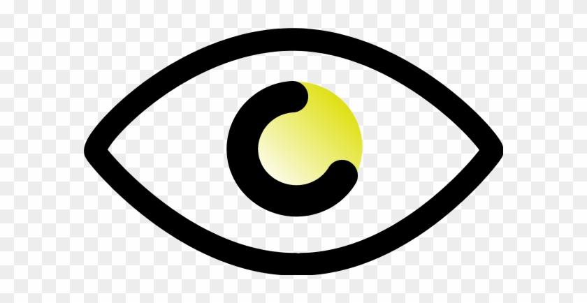 Left Eyes Look Clipart - Clip Art #390975