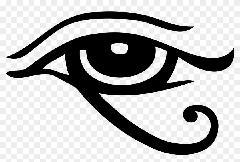 Big Image - All Seeing Eye Of Horus #390985