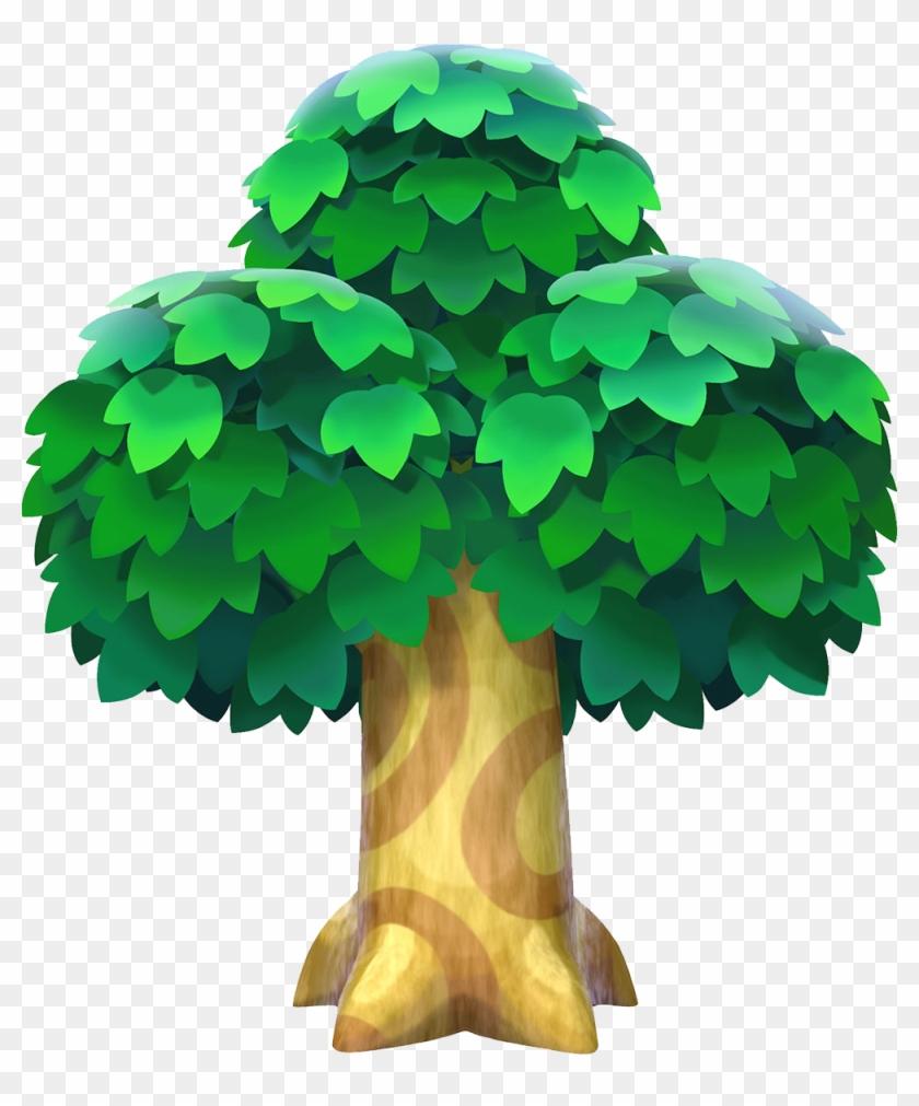 Type, Tree - Animal Crossing Tree Sprite #391340