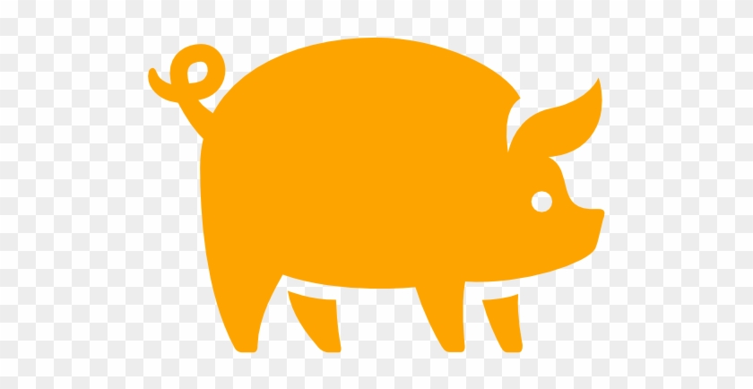 Pig Icon Png #391521