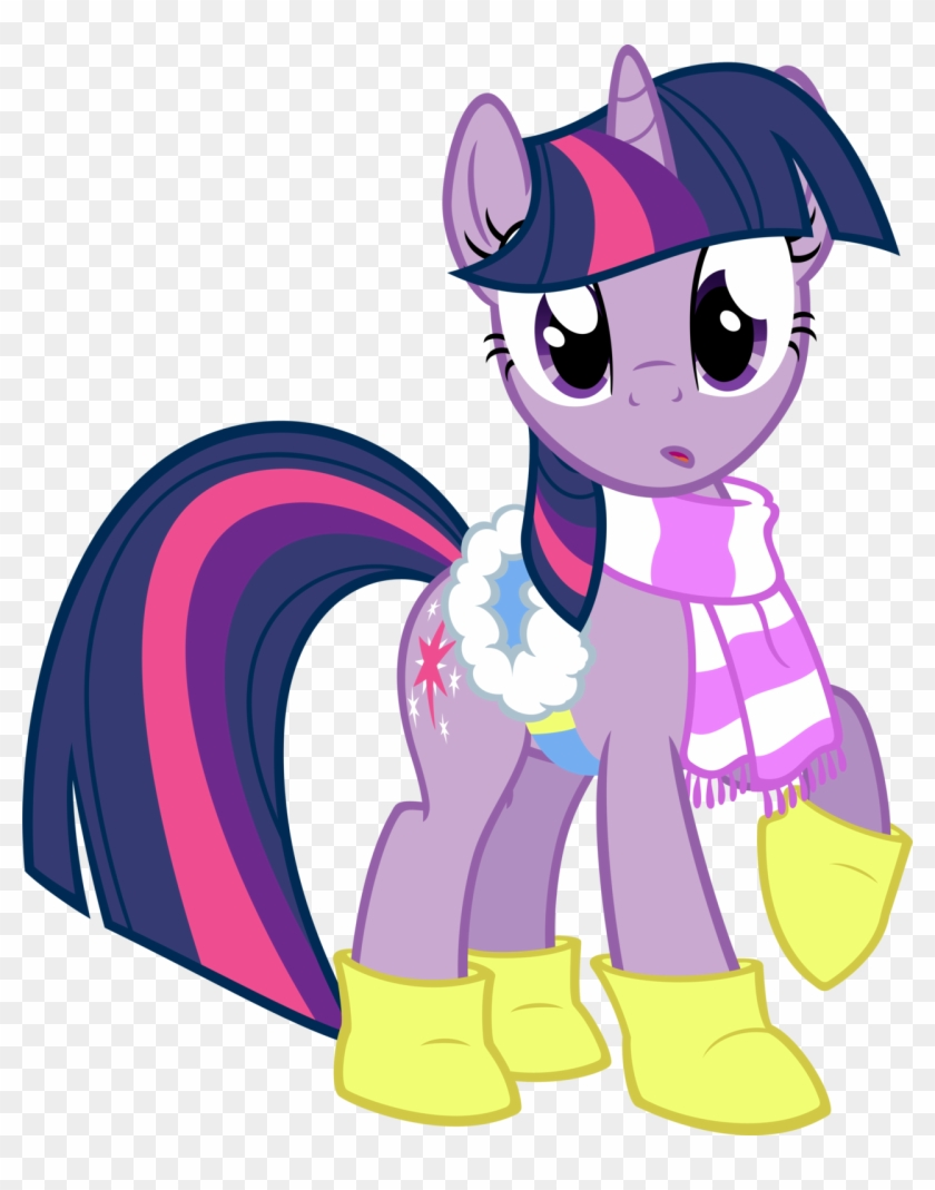 Winter Wrap Up Winter Wrap Up Let's Finish Our Holiday - My Little Pony Winter #391669