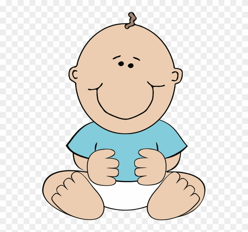 Free Baby Cliparts Transparent, Download Free Clip - Baby Boy Clip Art #391834