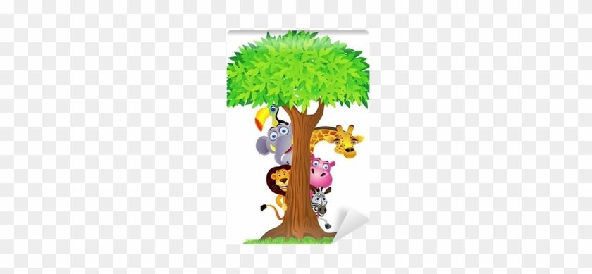 Kinderzimmer Wandbild Baum #391973