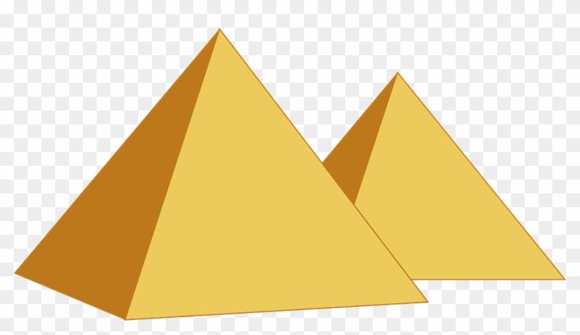 Pyramids Png Hd - صورة هرم #392002