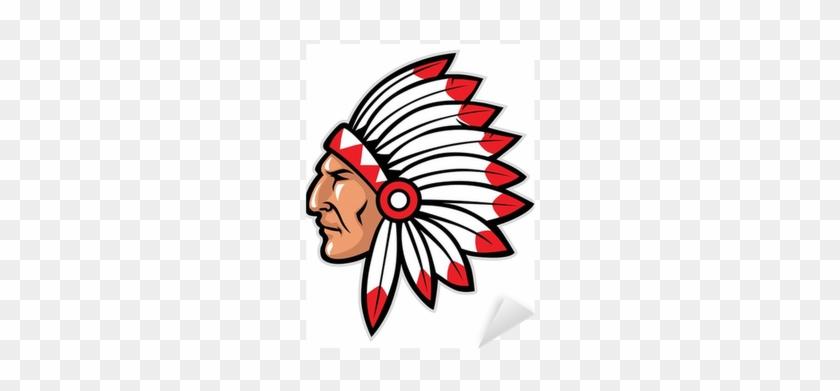 Native American Indian Clip Art #392335