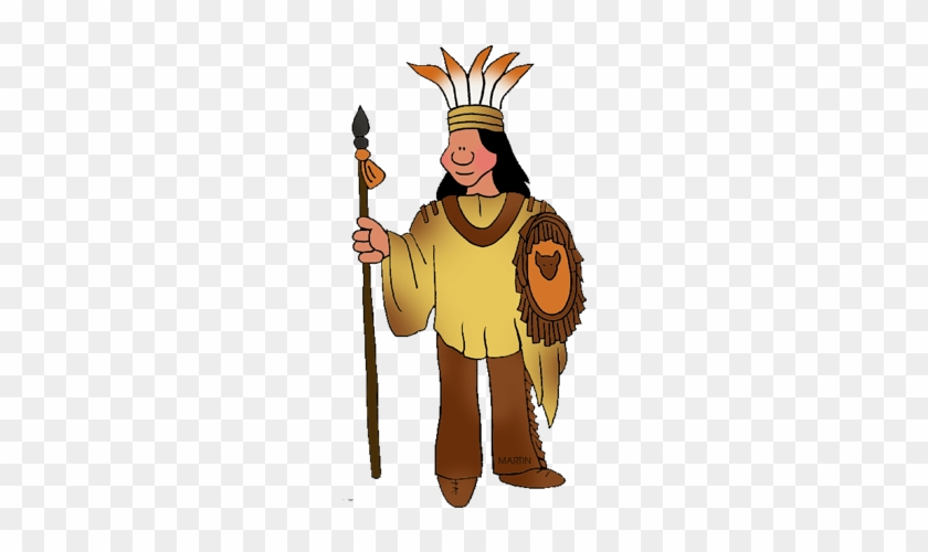 Funny Native American Indian Names Clipart - Creek Native Americans #392379