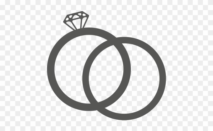 Ring Clipart Emoji Transparent Wedding Rings Vector Png