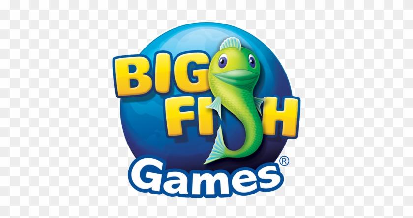 Big Fish Games Logo #393127