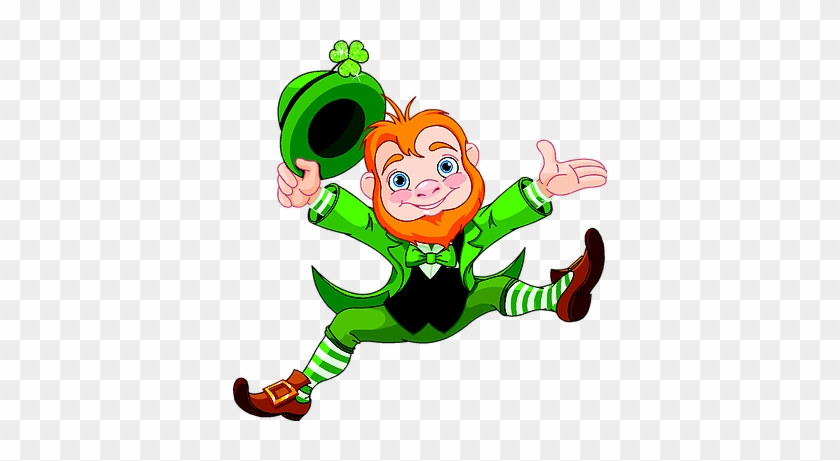 Leprechaun - St Patrick's Day Leprechaun #393808