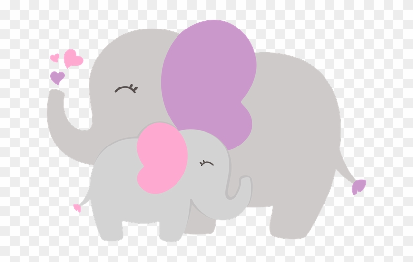 ○••°‿✿⁀elephants‿✿⁀°••○ - Elefantes Animados Para Baby Shower ...